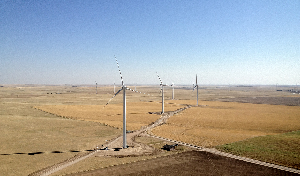 Limon CO Wind Energy Center